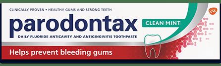 parodontax gum health toothpaste
