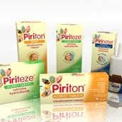 Pirinase, Piriteze and Piriton products