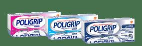 Assortiment de produits adhésifs Polident
