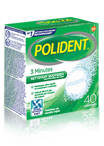 Polident 3 Minutes