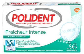 Polident Smokers cleansers product