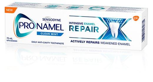 Pronamel Intensive Enamel Repair Clean Mint packshot