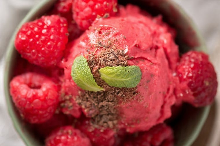 Ice cream and sorbet can lead to tooth sensitivity