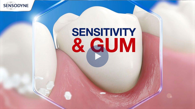 Try a Low-Abrasion Sensitivity Toothpaste | Sensodyne