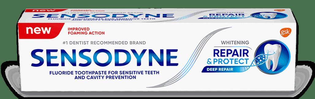 Sensodyne Repair & Protect Whitening Toothpaste