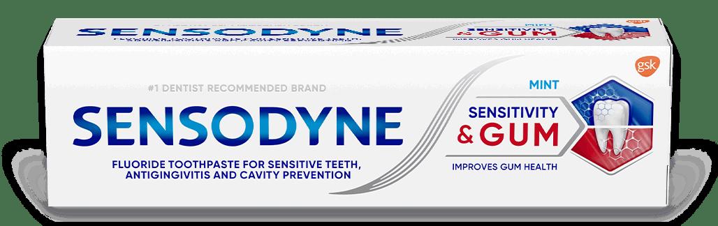 Sensodyne Sensitivity & Gum Mint Toothpaste