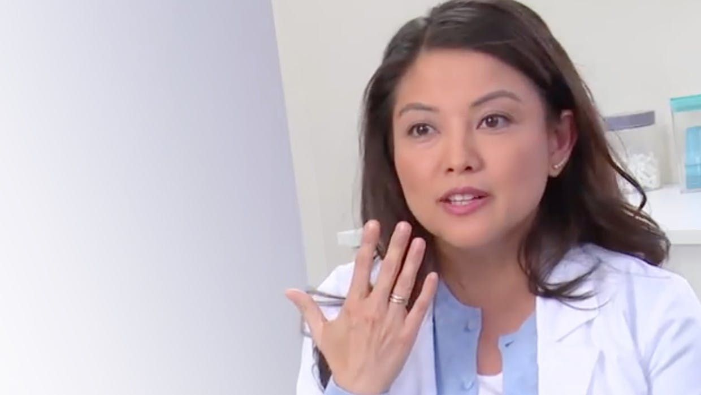 Dr. Janice, a dentist, explains tooth sensitivity