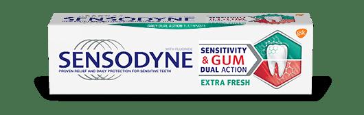 Sensodyne Sensitivity and Gum Whitenng Toothpaste Pack