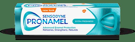 Pronamel toothpaste in Fresh Breath