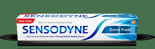 Sensdoyne Extra Fresh Toothpaste