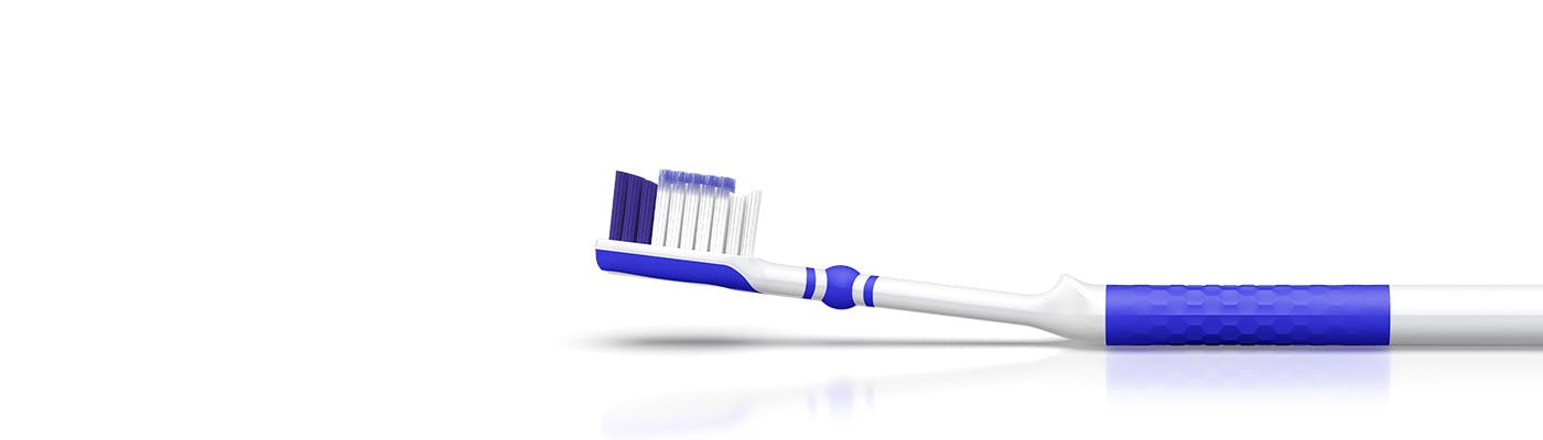 Sensodyne Rapid Relief toothbrush banner