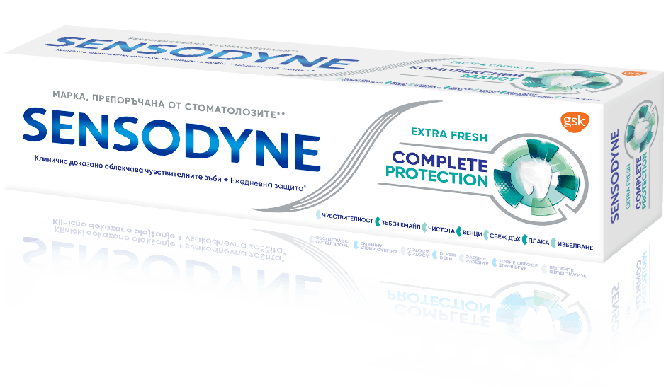 Паста за зъби Complete Protection Extra Fresh