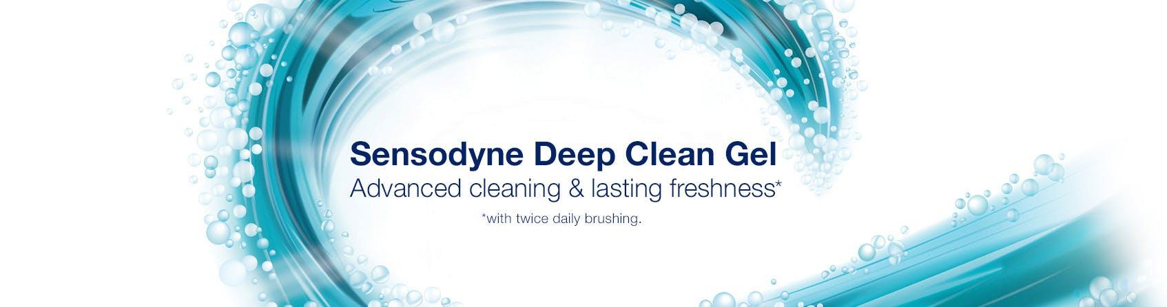 Sensodyne Deep Clean