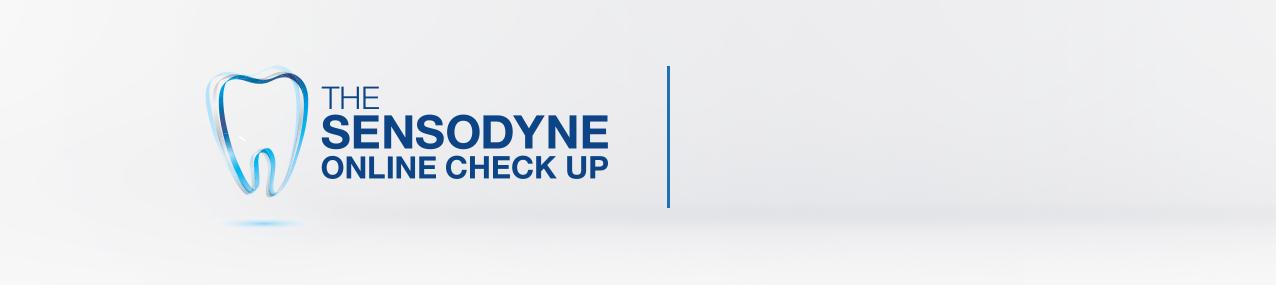 Logo for Sensodyne Online Check Up