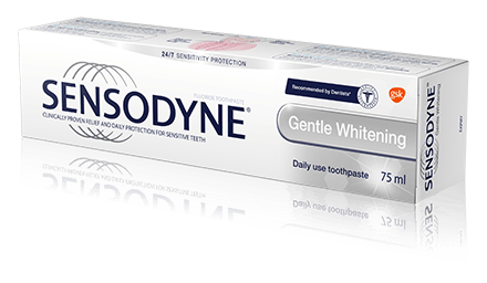 Sensodyne®   Gentle Whitening Toothpaste