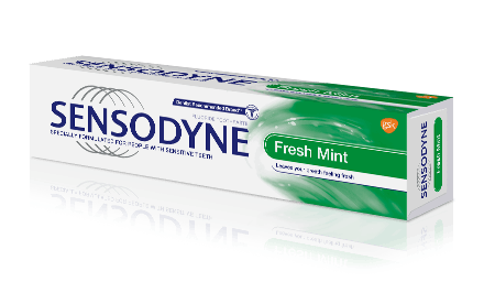 Sensodyne® | Fresh Mint Toothpaste