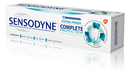 Sensodyne®   Complete Protection Extra Fresh Toothpast