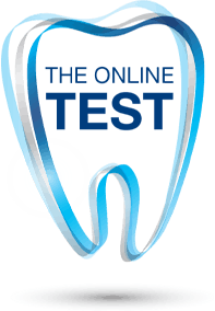 The online check up logo