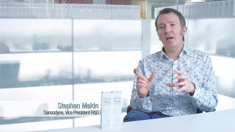 Stephen Makin Vice President R&D