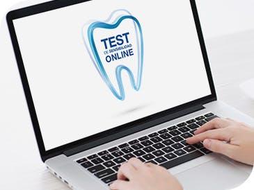 test online - cómo saber que tengo sensibilidad dental - sensodyne