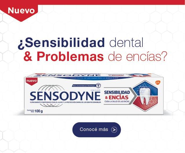 Sensibilidad Dental Home