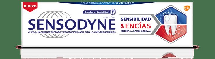 Sensodyne Sensibilidad & Encias