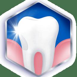 Nettoyage des dents pour réduire l'inflammation de gencive