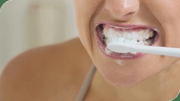 Traiter les dents sensibles
