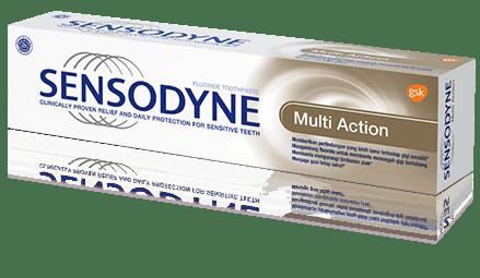 Sensodyne®   Extra Whitening Toothpaste