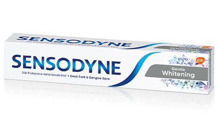 Dentifricio Sensodyne®   Gentle Whitening