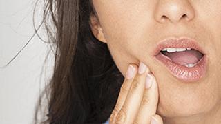 Síntomas de la sensibilidad dental