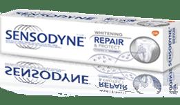 Sensodyne®   Repair and Protect Whitening tannkrem