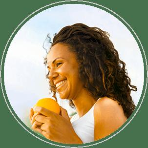 Een gezonde levensstijl kan helpen tanderosie te voorkomen