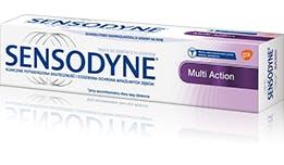 Pasta do zębów Sensodyne®  Multi Action
