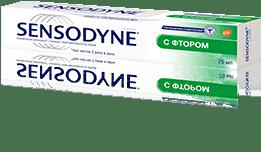 Зубная паста Sensodyne®| С фтором