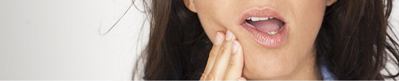 Triệu chứng của Răng nhạy cảm