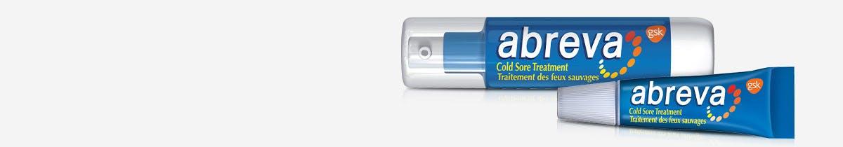 Abreva pump and tube