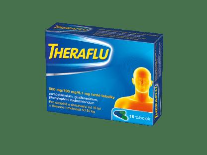 Theraflu® ExpressMax® Nighttime Severe Cold & Cough Caplets