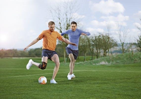 VoltActive Kniebandage Sport Fussball
