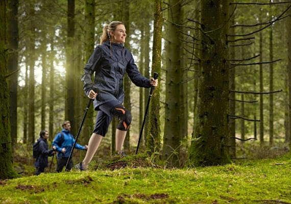 VoltActive Kniebandage Sport Wandern