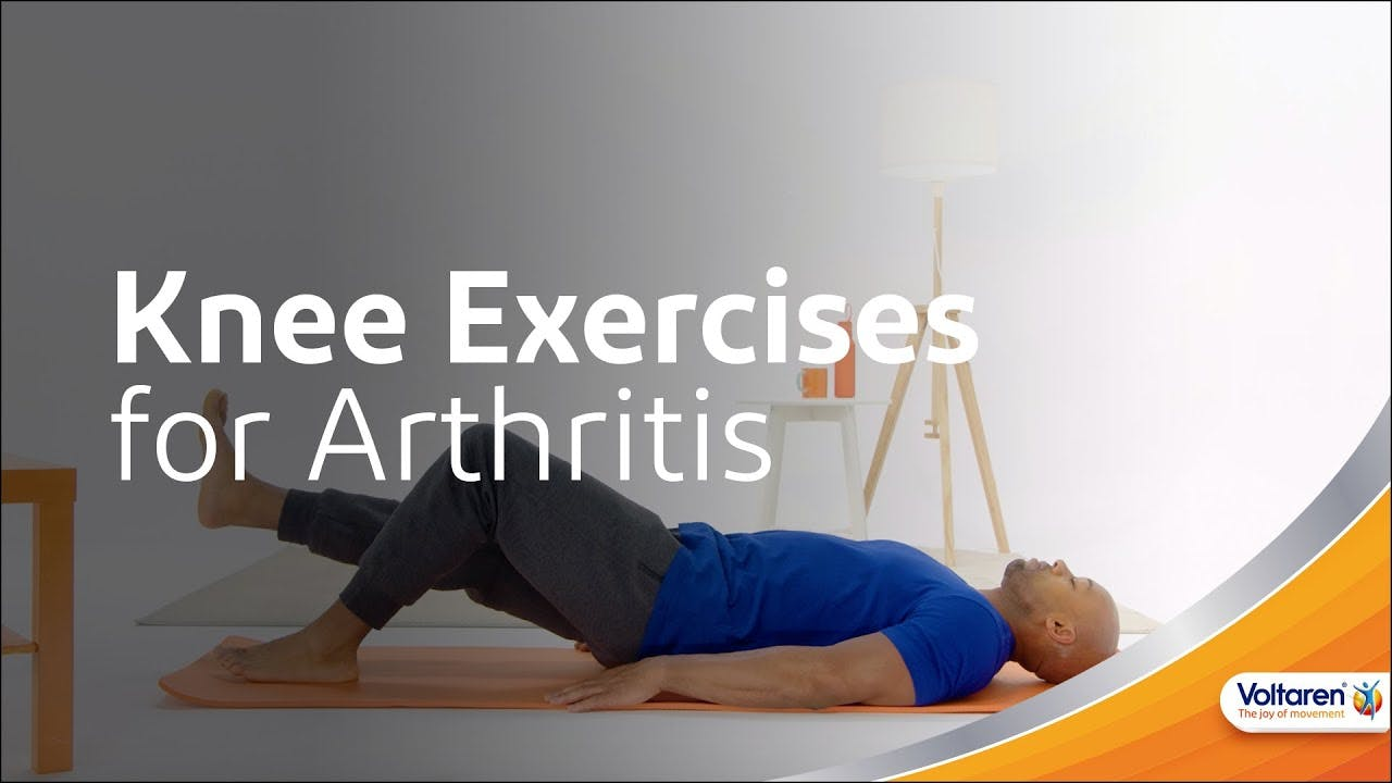 Knee Exercises to Relieve Pain