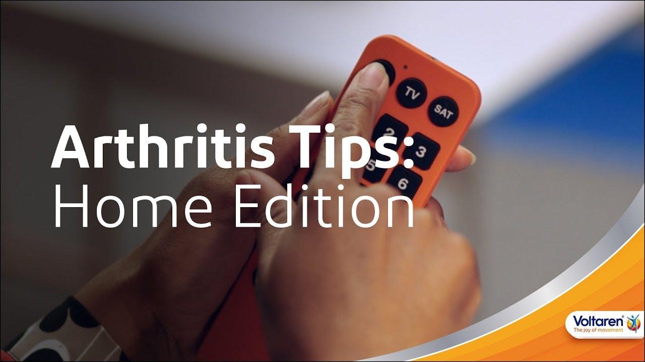Tips for Easing Arthritis Pain at Home | Voltaren
