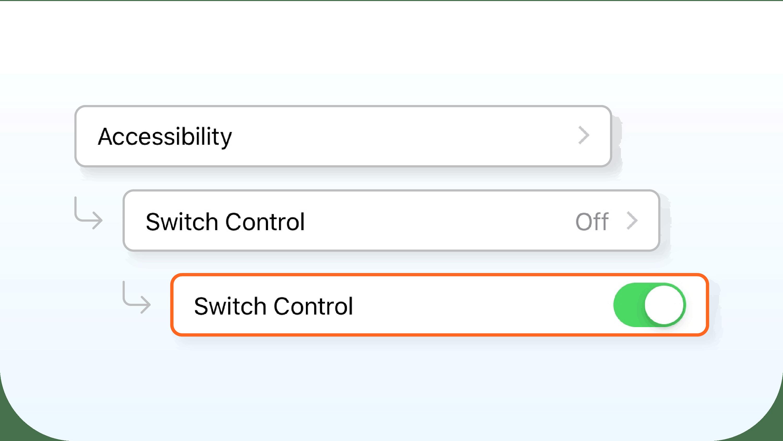 Turn On Switch Control