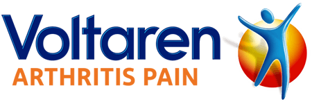 Voltaren logo,  Arthritis Pain