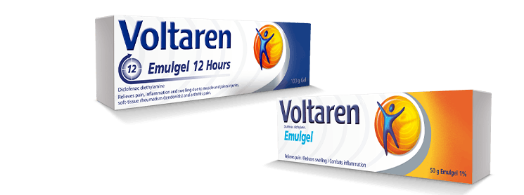 Voltaren Emulgel product