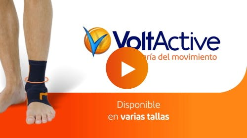 VoltActive ankle measuring video
