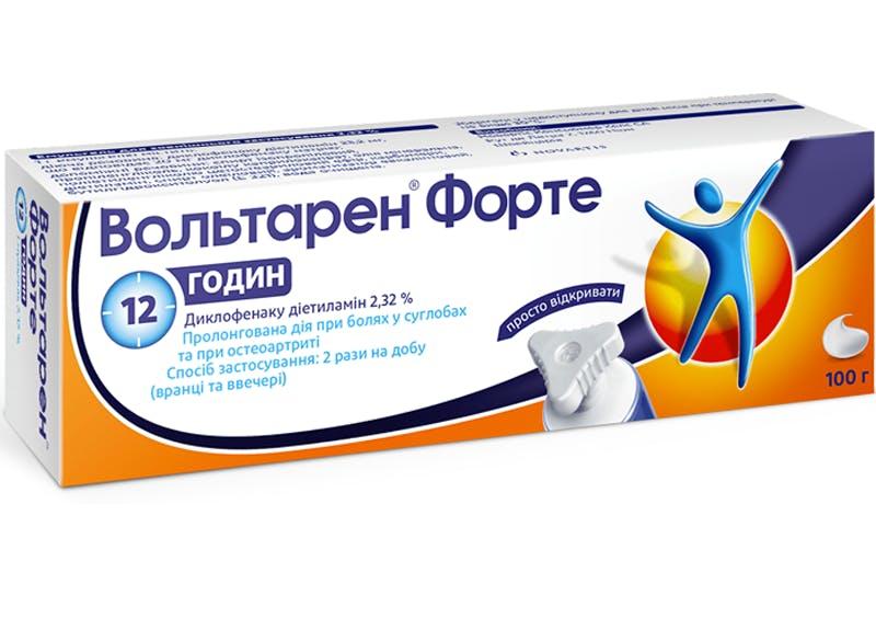 Voltaren® 12H Gel product