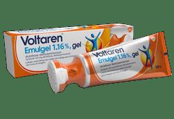 Soorten pijnbestrijding: Voltaren Emulgel