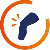 Ikona przedstawiająca okolice stawu kolanowego