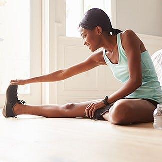 Rörelse och motion är bra för leder i kroppen.